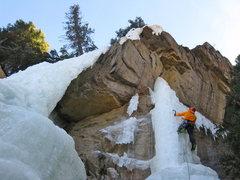 Rock Climbing Photo: Finally dried up.
