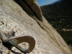Rock Climbing Photo: Nice new painted bolts