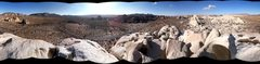 Rock Climbing Photo: view from the top of intersection rock