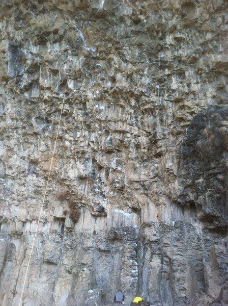 Rock Climbing Photo: Fugitive