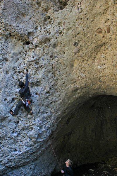 Rock Climbing Photo: kathmandeezy!!