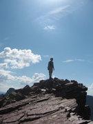 Rock Climbing Photo: North Maroon Peak