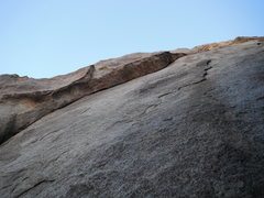 Rock Climbing Photo: Finger Crack Great Route!