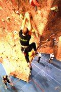 Rock Climbing Photo: jakob on the pillar