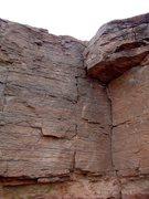 Rock Climbing Photo: Bronson in a Blender.