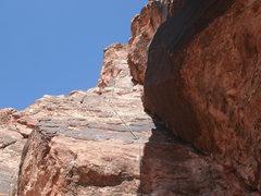 Rock Climbing Photo: sir climb-a-lot