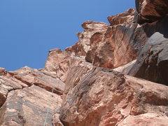 Rock Climbing Photo: route to mecca, sir climbalot, and some of the haj...