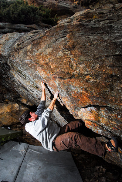 Rock Climbing Photo: Troll Cave.   You will want to climb this one.   4...
