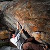 Troll Cave. <br> <br> You will want to climb this one. <br> <br> 4/15/2010.