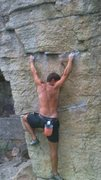 Rock Climbing Photo: Suzie A