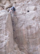 Rock Climbing Photo: Stephan's FA