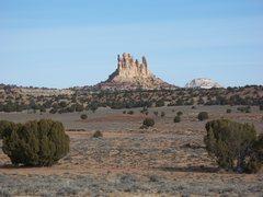 Rock Climbing Photo: Family Butte