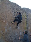 Rock Climbing Photo: Green Wall Essential