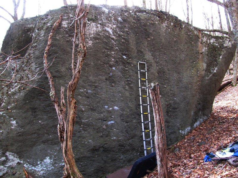 Rock Climbing Photo: equinox boulder