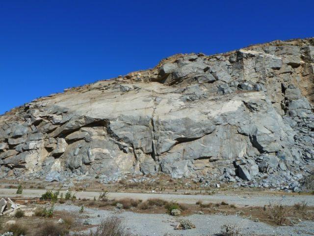 Rock Climbing Photo: Slab City, Riverside Quarry