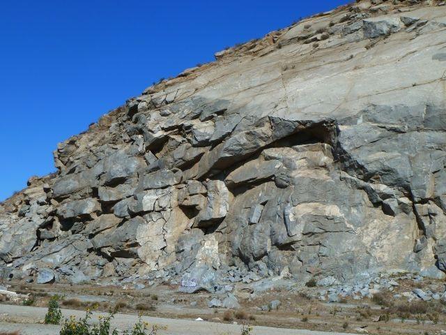 Rock Climbing Photo: Slab City (Left), Riverside Quarry