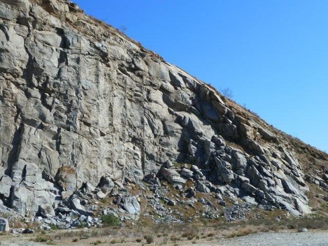 The Alcove, Riverside Quarry