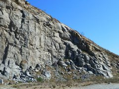 Rock Climbing Photo: The Alcove, Riverside Quarry