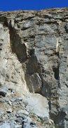 Rock Climbing Photo: Slide Zone, Riverside Quarry
