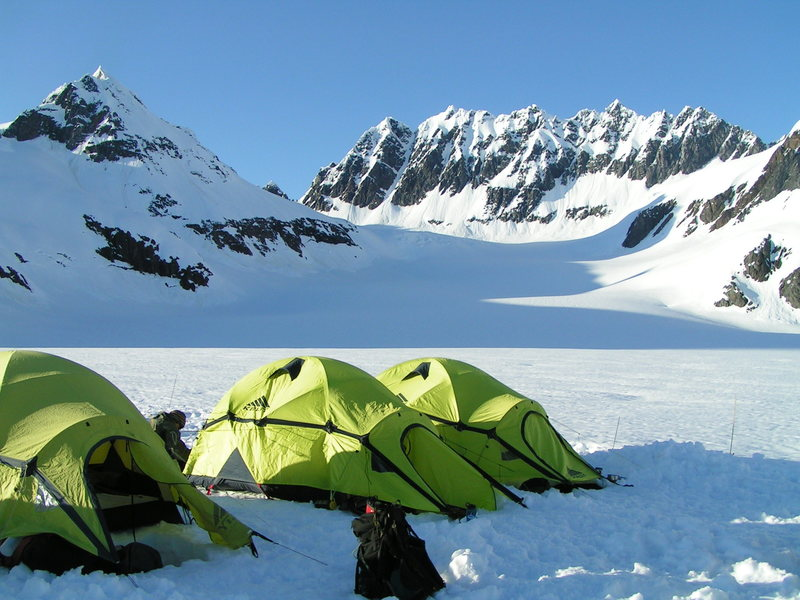 Camp 2 Mountain View