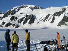 Rock Climbing Photo: Group talking