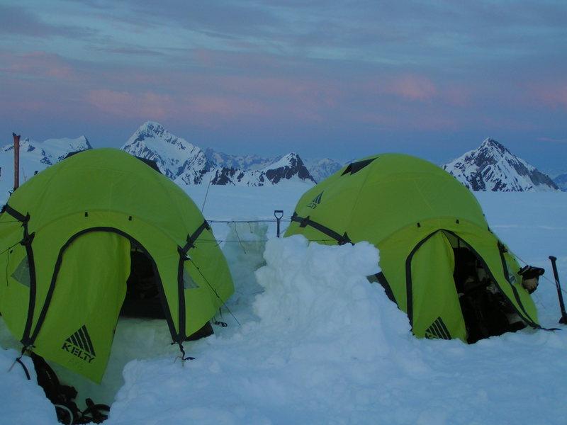 Camp 3...