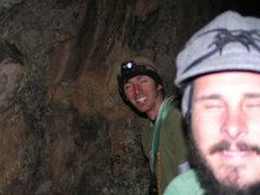 Rock Climbing Photo: Guiding just gettin done Chucky Cheese