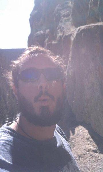 Rock Climbing Photo: Taylor Canyon