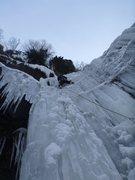 Rock Climbing Photo: Beginning P2