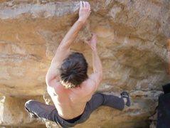 Rock Climbing Photo: Zot Boulders 11/21/12