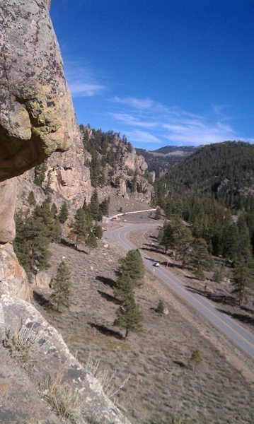 Harmels Climbing Area / Taylor Canyon