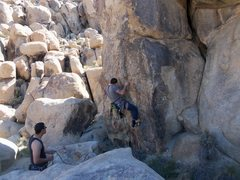Rock Climbing Photo: Chunky Monkey