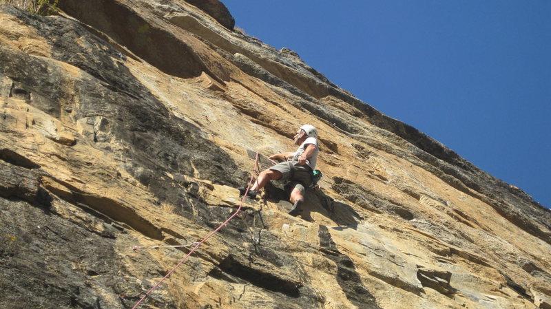 Rock Climbing Photo: Cougar Bait