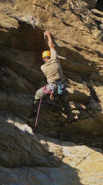 Rock Climbing Photo: Liger