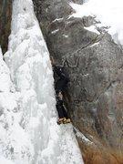 Rock Climbing Photo: New Funtier