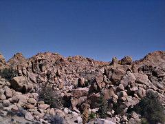 Rock Climbing Photo: Right Banana Crack