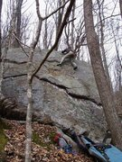 """Rock Climbing Photo: Kevin Kelly on """"Light Show"""""""