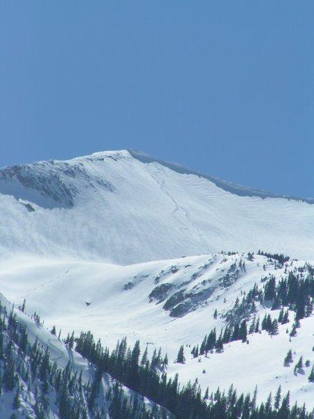 Rock Climbing Photo: Whetstone Mountain / Crested Butte Colorado / With...