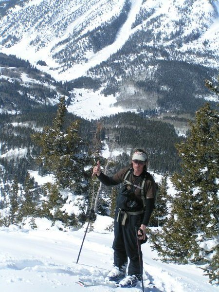 Rock Climbing Photo: Whetstone Mountain Crested Butte Colorado /  2009