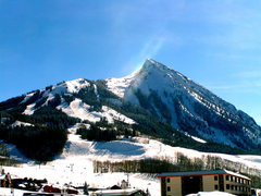 Rock Climbing Photo: Mt. Crested Butte Ski Resort 2000-2012