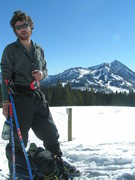 Rock Climbing Photo: Back Country Ski Trip Snograss Mountain with Joey ...