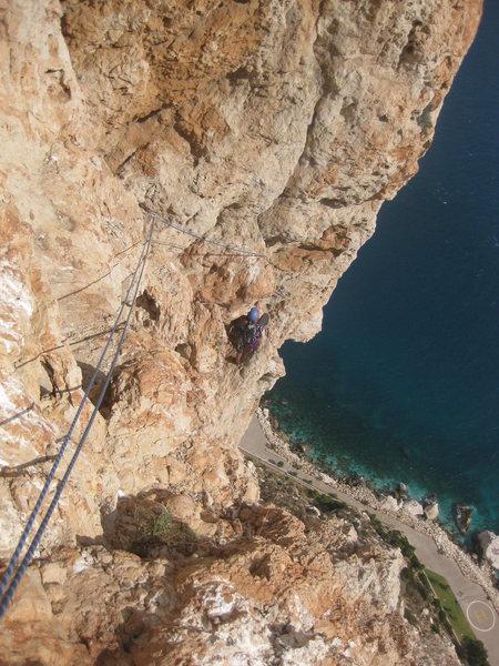 Rock Climbing Photo: Spain - Peñon de Ifach