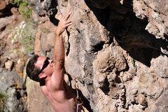 Rock Climbing Photo: Upper East Fork, NM
