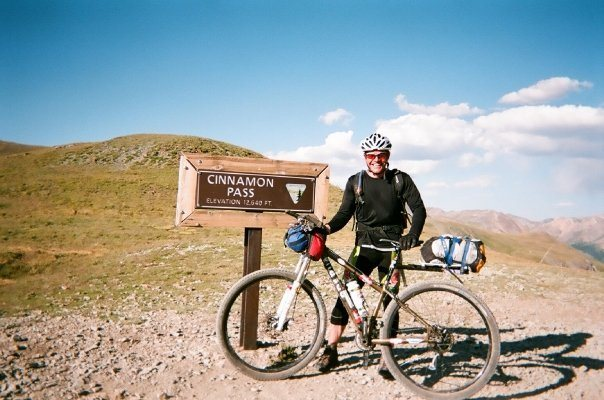2009 colorado trail race - off course but alive!