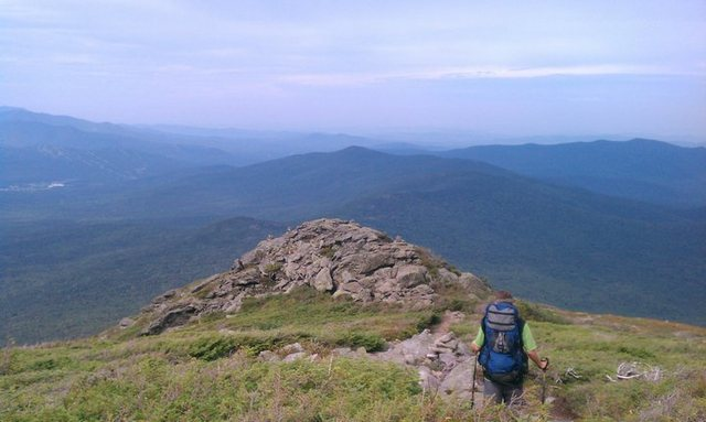 Rock Climbing Photo:   Mt Jefferson