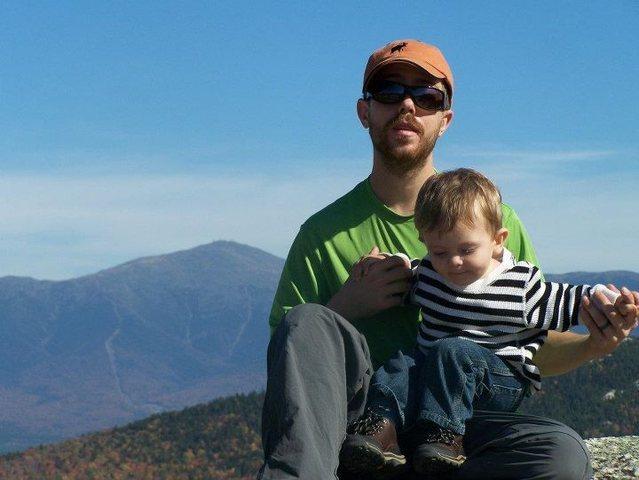 Rock Climbing Photo: NH