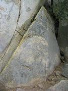 Rock Climbing Photo: Route 56