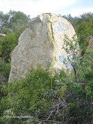 Rock Climbing Photo: Moon Germs Arete