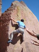 Rock Climbing Photo: All Embracing.