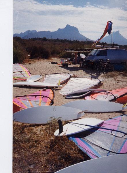 El Campo de Baja<br> Photo: Olaf Mitchell